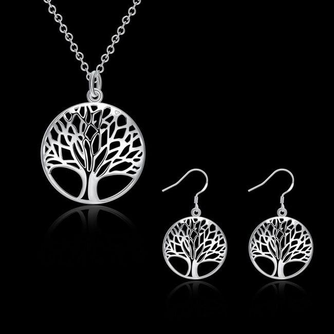 Strom života - šperky 1