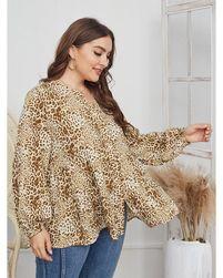 Sweter damski z długim rękawem EA_633066079078
