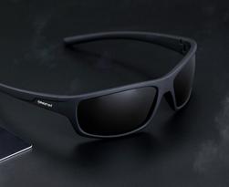 Модни поларизирани очила с калъф за мъже