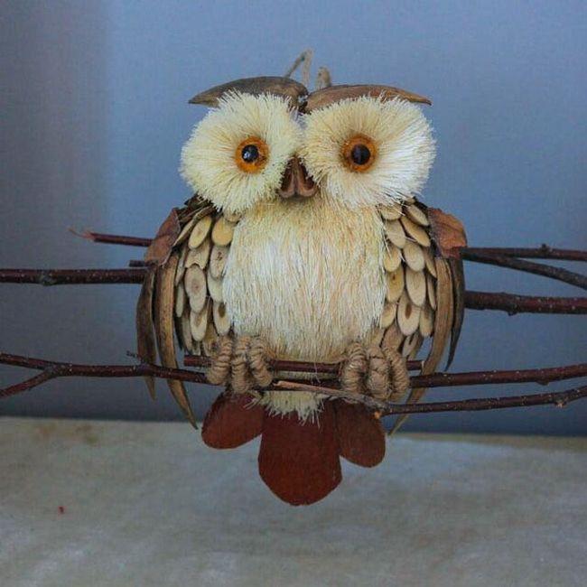 Dekoratif baykuş Jadie 1