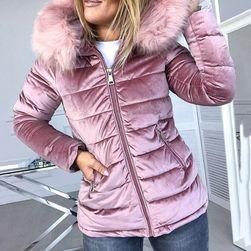 Damska kurtka z kapturem Madame