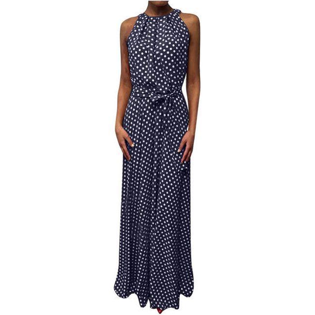 Ženska maksi haljina Bezza 1