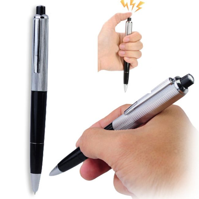 Żart -  długopis z szokiem elektrycznym 1