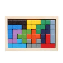 Drvena slagalica - puzzle