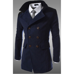 Płaszcz męski Haris - 3 kolory