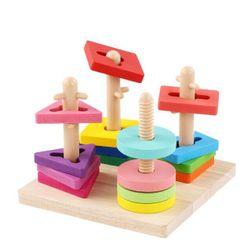 Drvena igračka Saba