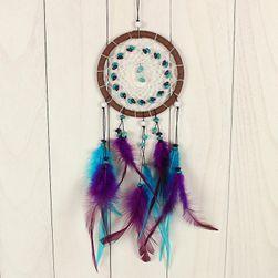Hvatač snova sa šarenim perjem