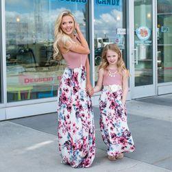 Šaty pro maminku a dceru Mab