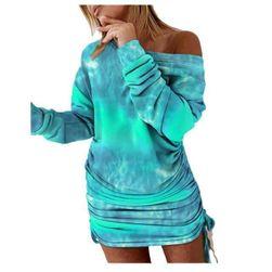 Női pulóver stílusú ruha Valerin