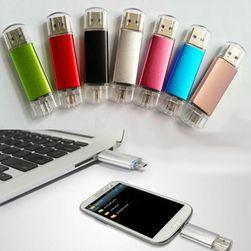 USB i micro USB fleš disk 16 GB