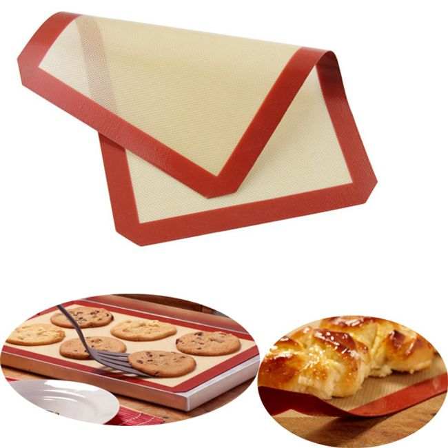 Silikonka podloga za peko 1