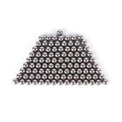 Bile magnetice din oțel - 100 de bucăți