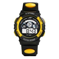 Digitalni sat u sportskom stilu - 6 boja