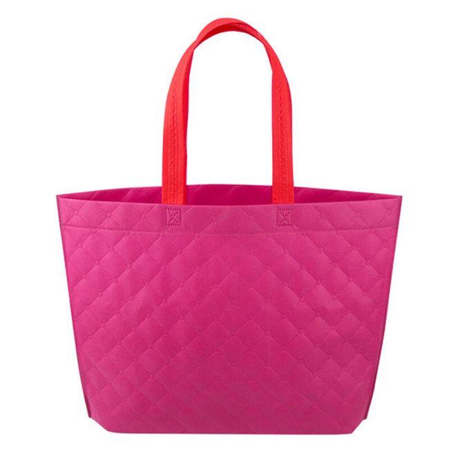 Velká nákupní taška - 4 barevné varianty 1