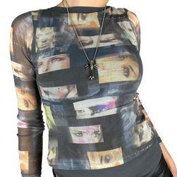 Women's long sleeve shirt DT58