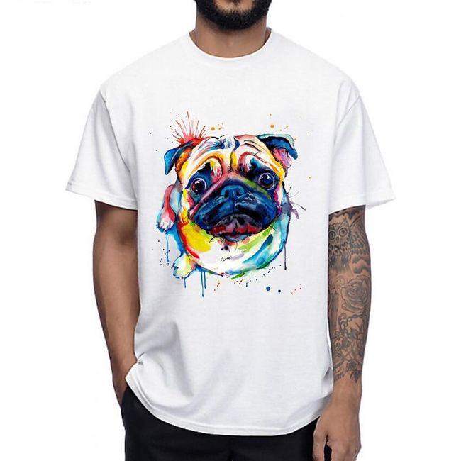 Erkek tişört Edgar 1