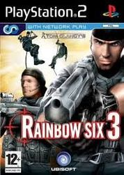 Igra (PS2) Tom Clancy's Rainbow Six 3