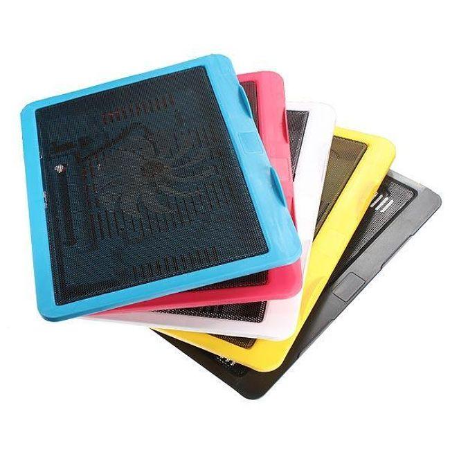 Laptop hűtőbetét - 6 színben 1