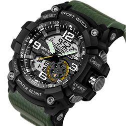 Дигитален часовник за мъже - 6 цвята