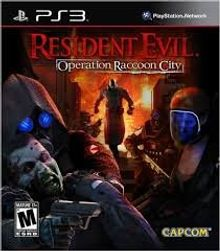Hra (PS3) Resident Evil Operation Raccoon City