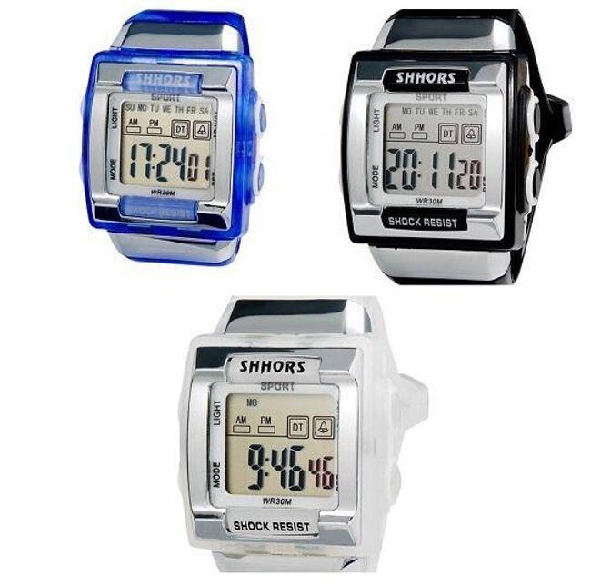 Unisex zegarek - 3 kolory 1