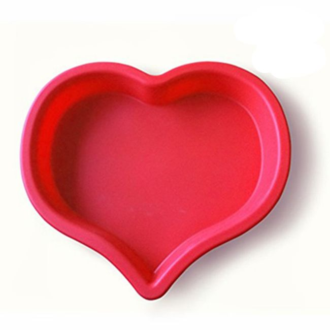 Kalup za peko - srce 1