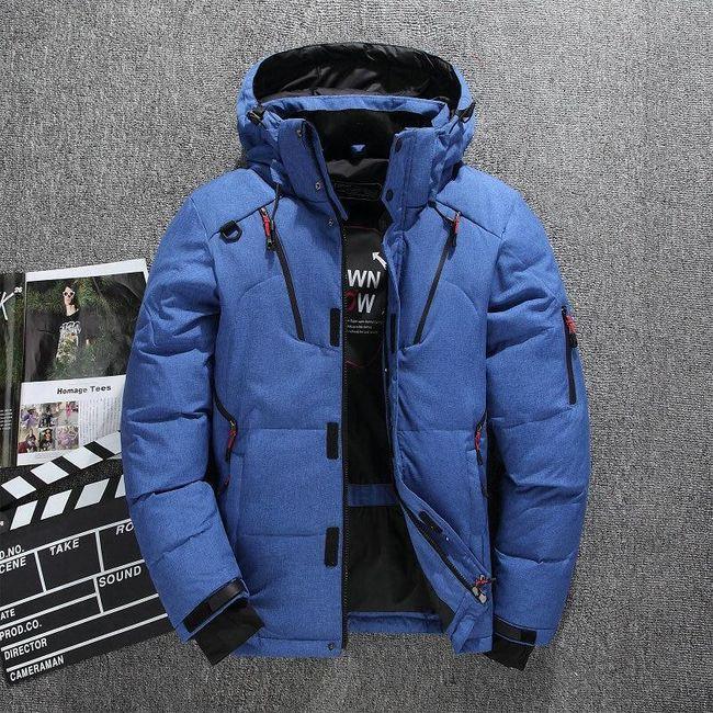 Moška zimska jakna Pacho 1