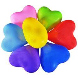 Sada srdíčkových balónků