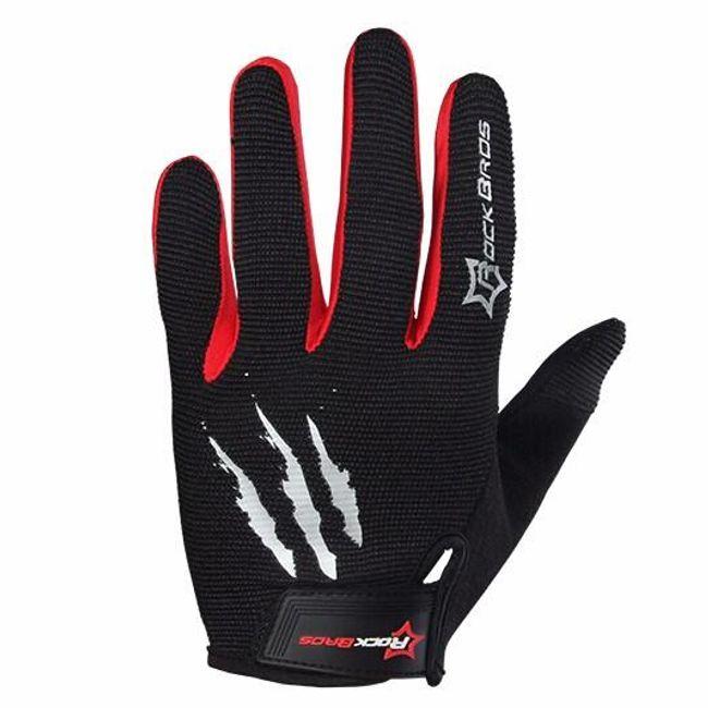Kolesarske rokavice 1
