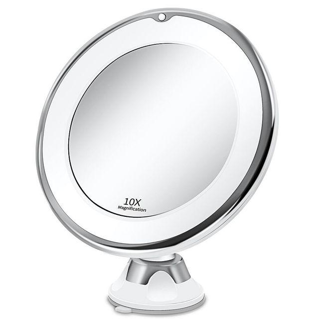 Zvětšovací zrcadlo s LED osvětlením DS5 1