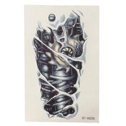 3D переводная татуировка- Механика