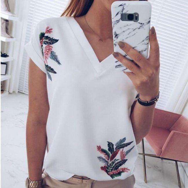Damska bluzka Dinah 1