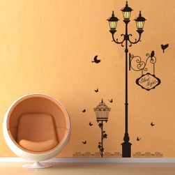 Nalepnica za zid Lamp