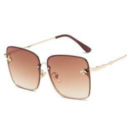Damskie okulary przeciwsłoneczne SG519 tea