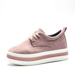 Дамски обувки на платформа PLO5