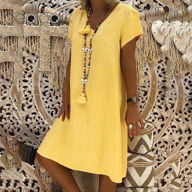 Лятна рокля Robbi 1