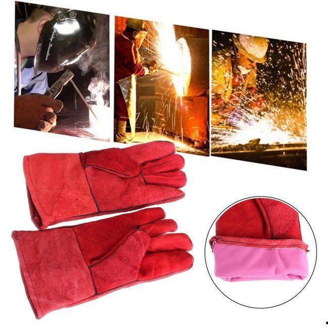 Защитные перчатки- 1 пара 1
