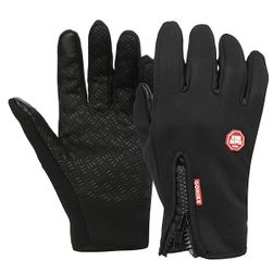 Zimowe rękawice wielofunkcyjne - miks kolorów