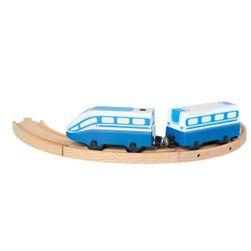 Modri potniški vlak RS_82276