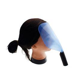 Zaštita za lice prilikom šišanja kose