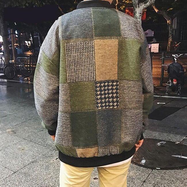 Férfi tavaszi kabát Jax