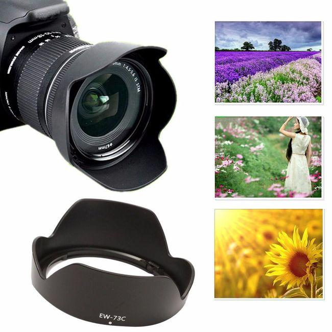 Ščitnik objektiva EW - 73C za Canon EF-S 10-18mm F / 4,5-5,6 1