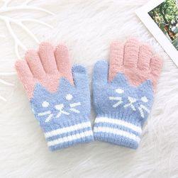 Детские перчатки B010822