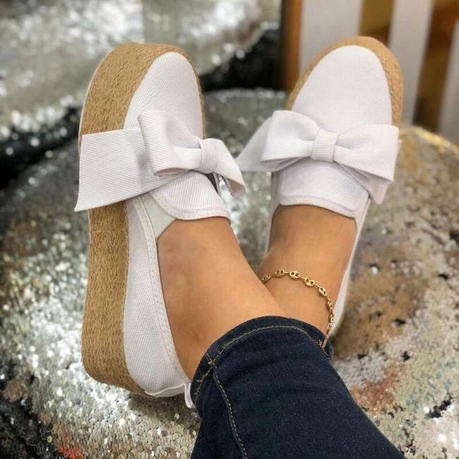 Női platform cipő Morry | ShipGratis.hu