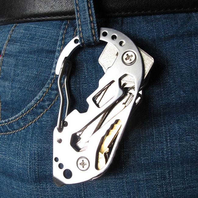 Multifunkcionalan privezak za ključeve 1