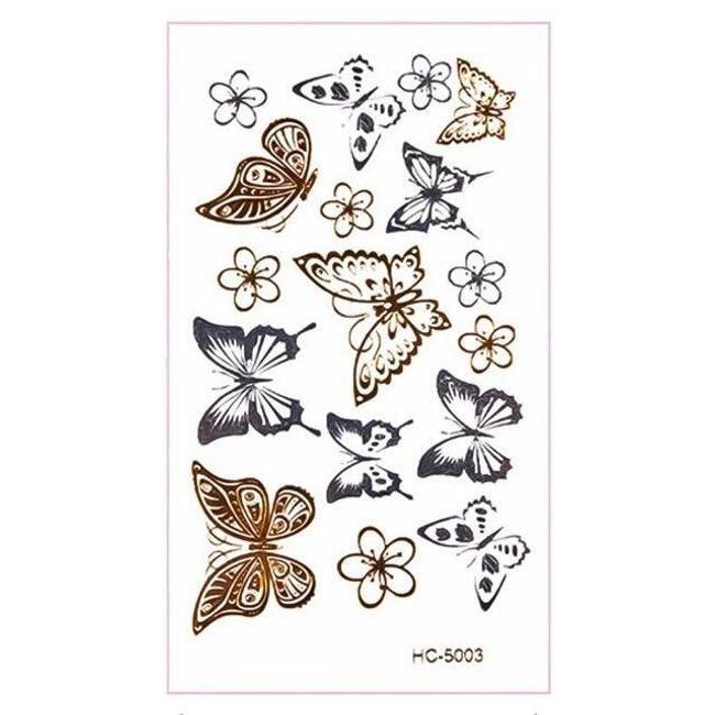Dočasné tetování JOK317 1