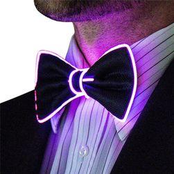 Papion cu LED pentru bărbați - 10 culori