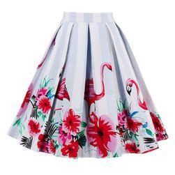 Dámská skládaná sukně - 20 variant