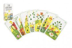 Prší jednohlavé dětské Čtyři roční období společenská hra v plastové krabičce 7x11x1,5cm RM_10402108