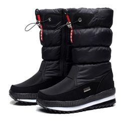 Damskie buty zimowe MI52